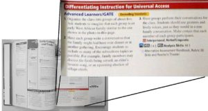"""What Textbooks Think """"Differentiated Instruction"""" Looks Like"""