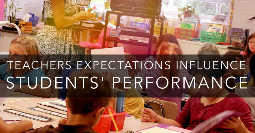 Expectations Influence Performance