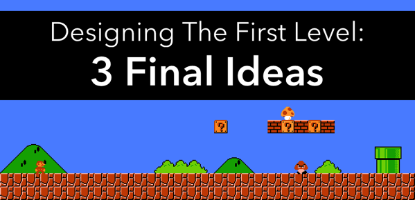 3 Final Ideas for First Levels in the Classroom
