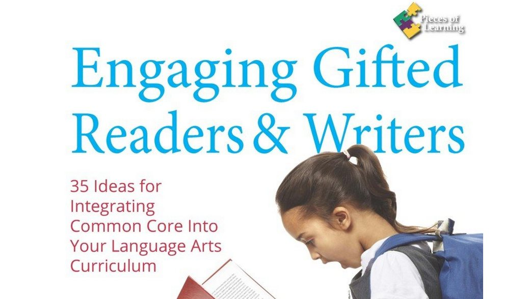 35 Ideas for engaging gifted readers and writers