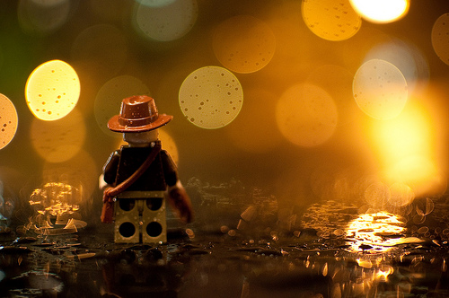 Ten Examples of LEGO Inspiration