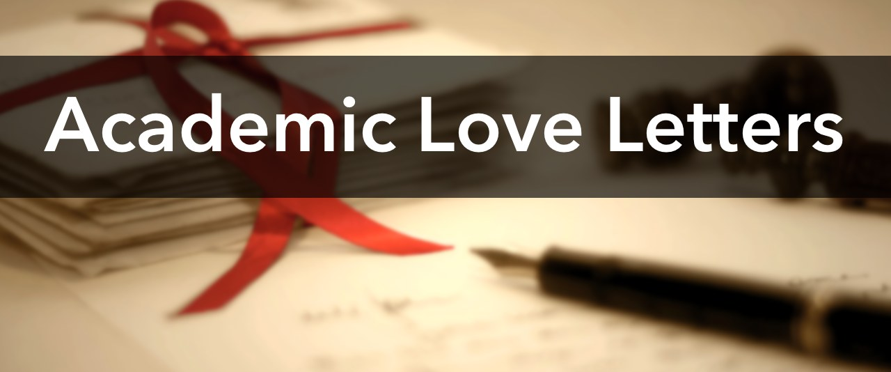 Writing academic love letters with gifted students