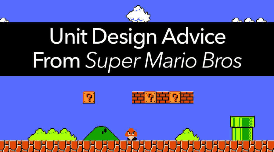 Advice On Planning From Super Mario's Creator